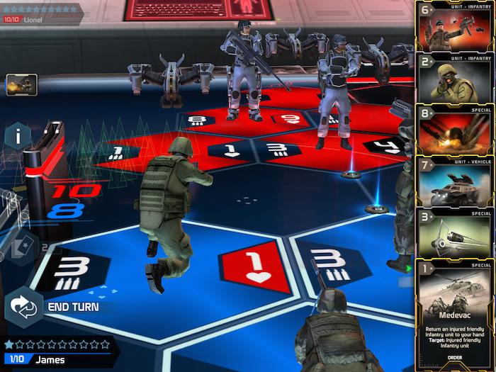 Battle Decks - Chillingo/Codemasters