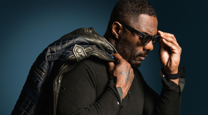 Idris Elba Launches Men's Fall Collection With Superdry