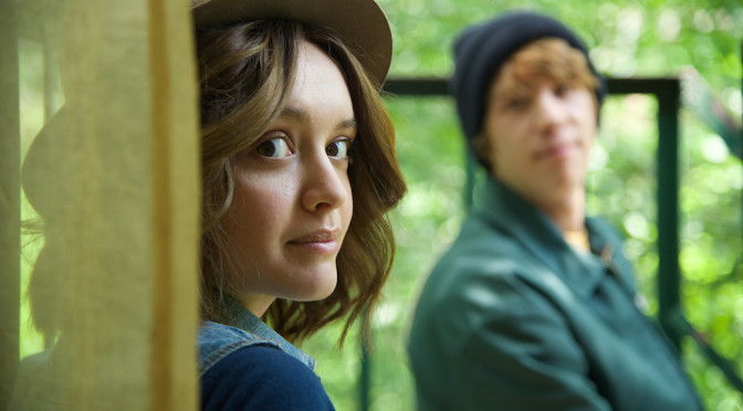 Audio Life: OLIVIA COOKE Discusses Early Acting Days