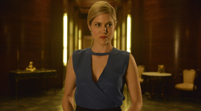"VIDEO: Charity Wakefield On ""Exciting"" Arc Behind 'The Player'"