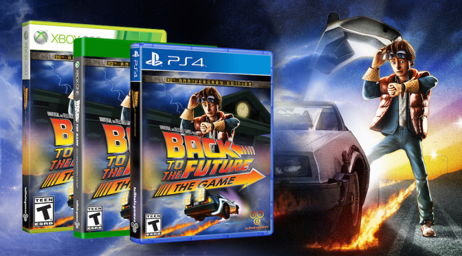'Back To Future: The Game' Trailer Features A Young Doc Brown