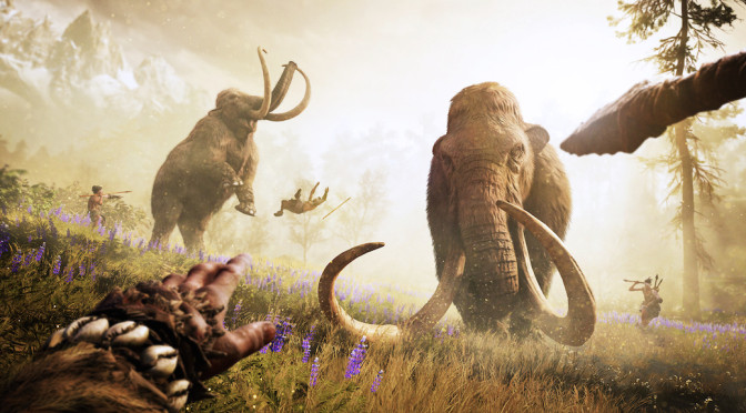 Ubisoft's 'Far Cry Primal' Set For February Release