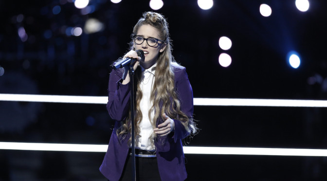 Exclusive: Korin Bukowski Talks 'The Voice' Knockouts & Singing Path