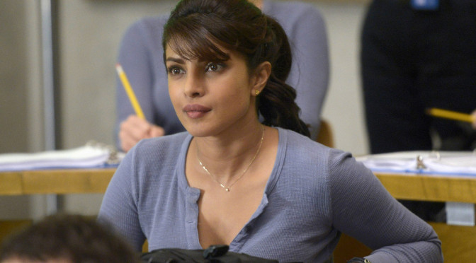 'Quantico' Whodunnit, Week 2: To Follow the Evidence Or Trust Your Gut
