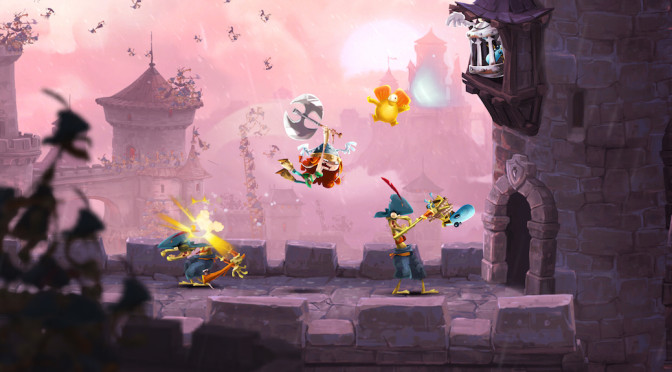 'Rayman Adventures' Jumps Its Way To Apple TV