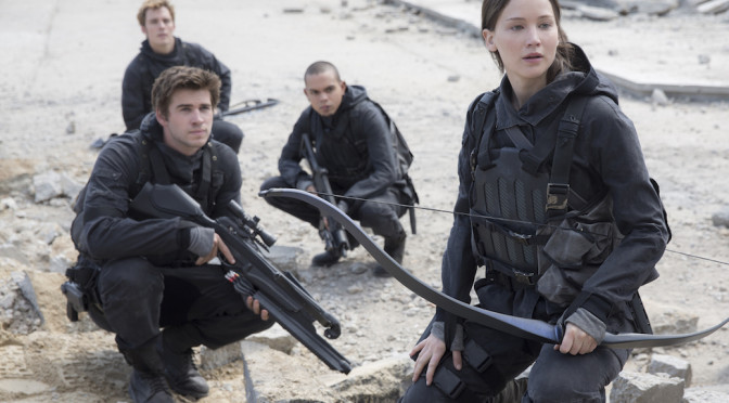 "Jennifer Lawrence Brings ""Avatar"" Self To 'The Hunger Games'"