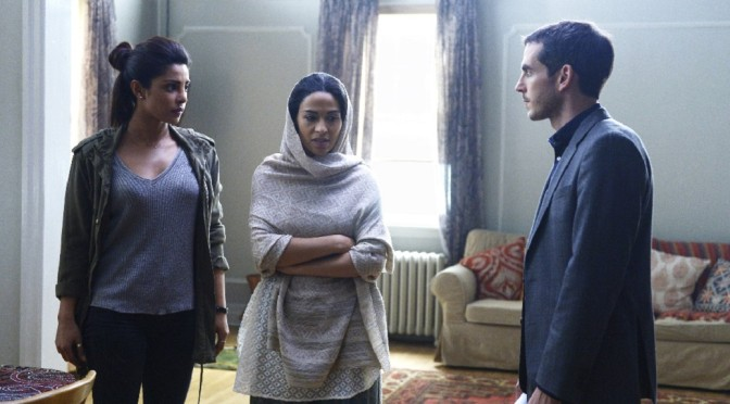 Quantico Whodunnit, Week 7: The Hard Cell