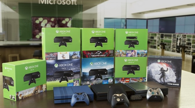 'Xbox One' Bundle Deals Spearhead Holiday Gaming Season