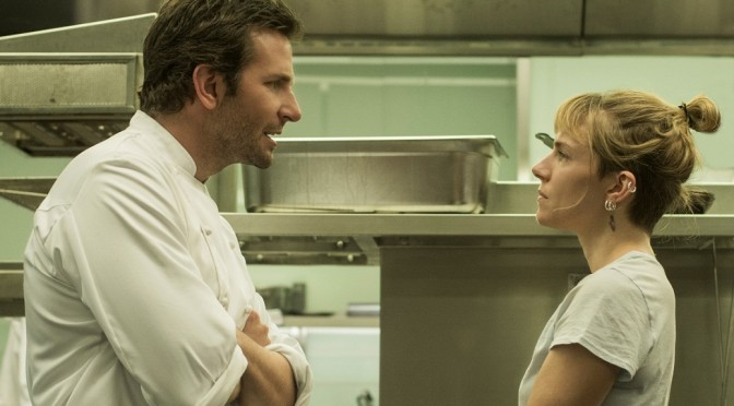 'Burnt' With Bradley Cooper Hits Blu-Ray & DVD In January