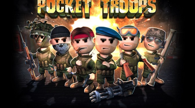 App Review: 'Pocket Troops' Is A Stellar Strategic War Game