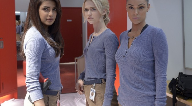 'Quantico' Whodunnit Week 10: Eyes and Lies
