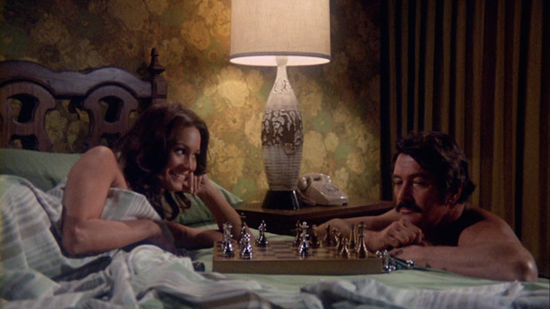 "Barbara Leigh & Rock Hudson - ""Pretty Maids All In A Row"" (Warner Archive)"