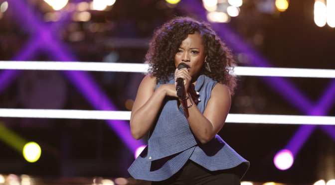 The Voice Battle Rounds Night 2: Tamar Davis, Hannah Huston Make Their Mark