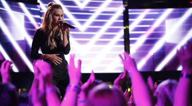 The Voice Top 12: Alisan Porter, Hannah Huston + Adam Wakefield Continue to Thrive