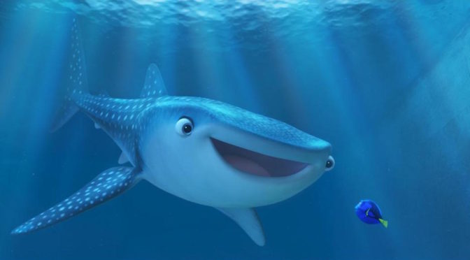 New 'Finding Dory' Trailer Arrives Via Ellentube!