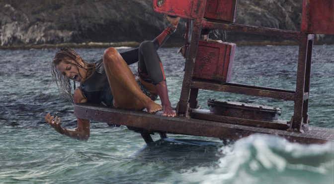 Trailer: Blake Lively Enters 'The Shallows' In New Shark Tale