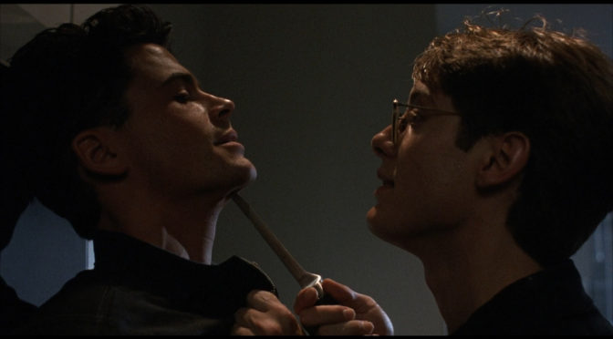 Blu-Ray Pick: 'Bad Influence' Packs Punch With Rob Lowe & James Spader Pairing