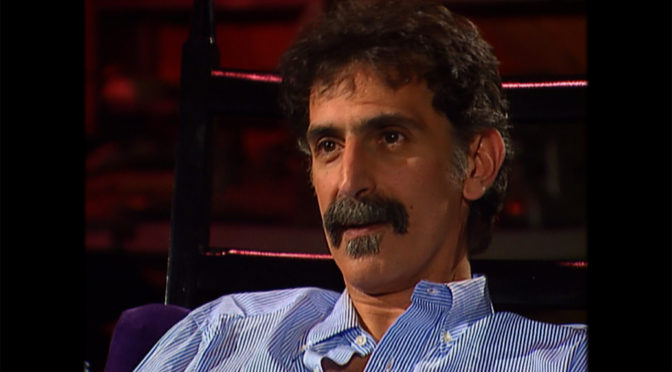 Exclusive: Moon Zappa Talks 'Eat That Question: Frank Zappa In His Own Words'