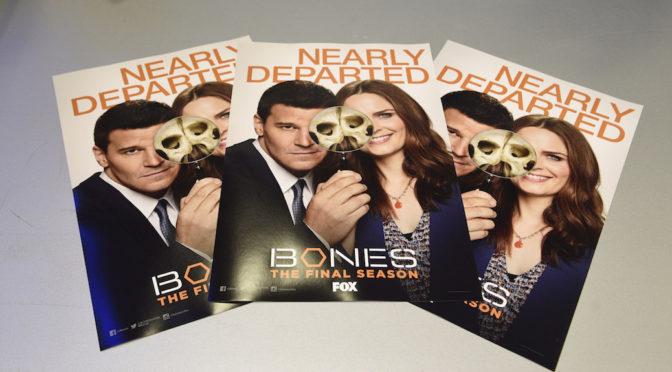 """Emily Deschanel Wants """"Happy Ending"""" With 'Bones'"""