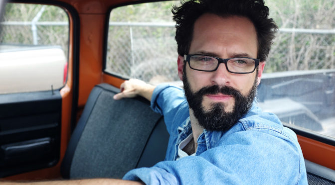 """Tony Lucca Is """"Still Crazy"""" With """"Muscle Shoals"""" EP"""