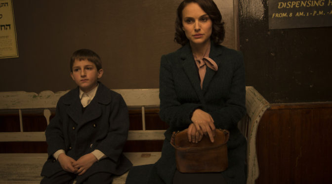 "Natalie Portman Weaves A Memorable ""Tale of Love and Darkness"""