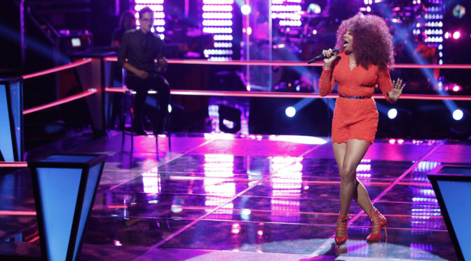 'The Voice' Knockout Rounds, Night 3: Sa'Rayah, Josh Halverson + More Pack a Punch