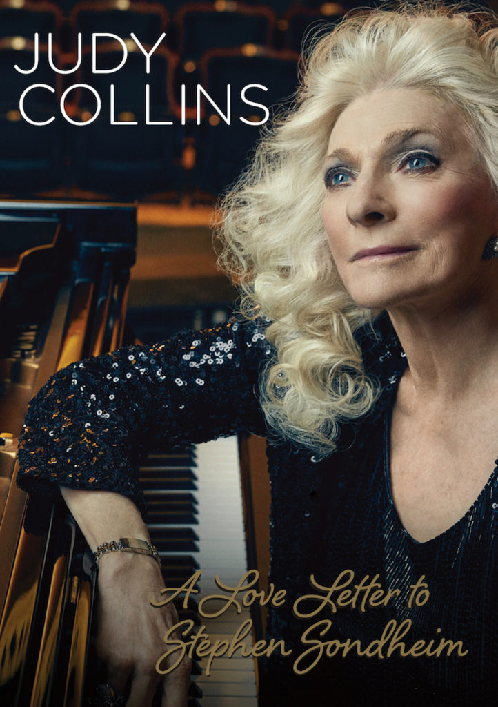 DVD News: Judy Collins...X Album Songs