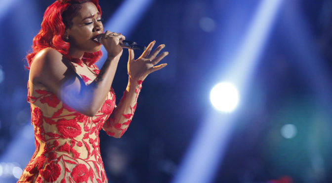 'The Voice Top 8': Which Four Will Score?