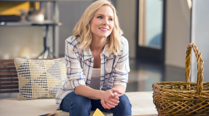 Kristen Bell Gets Anthropological With 'The Good Place'
