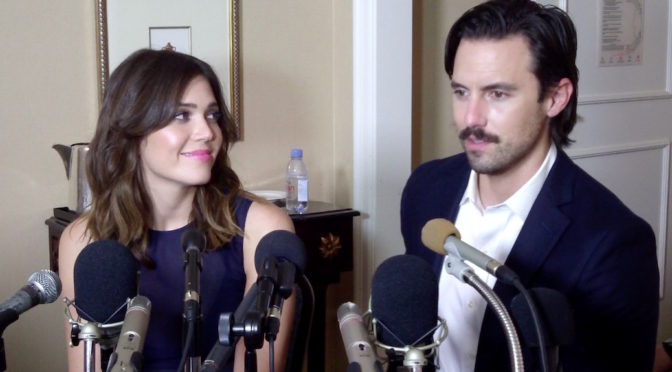 Milo Ventimiglia And Mandy Moore Feel Connection Of 'This Is Us' Ecosystem