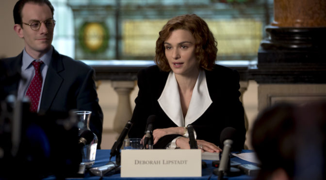Blu-Ray Pick: Rachel Weisz Must Prove the Truth of the Holocaust in 'Denial'