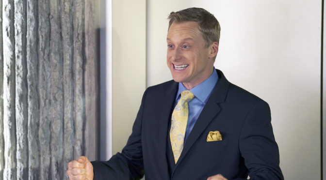 Alan Tudyk Talks 'Powerless' And Tackling Comedy Over Drama