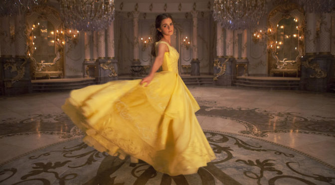 "Emma Watson's 'Belle' An ""Activist"" In 'Beauty and the Beast'"