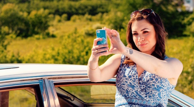 Exclusive: Sophie Tweed-Simmons Talks 'Country Crush' And Music Journey