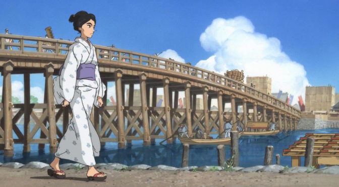 Blu-ray Pick: 'Miss Hokusai' Spotlights the Bold, Talented Daughter of a Famous Japanese Painter
