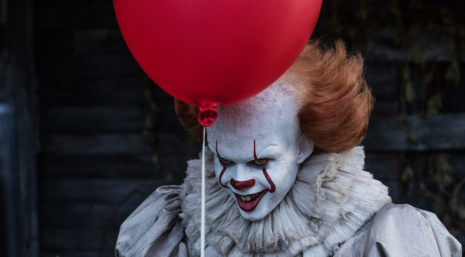 Bill Skarsgård On Overcoming 'It' Fear With Pennywise Performance