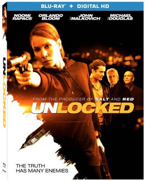 Unlocked - Noomi Rapace