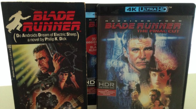 'Blade Runner (The Final Cut) 4K Ultra HD' Blu-ray Giveaway From CinemAddicts