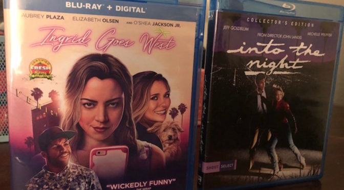 'Ingrid Goes West' And 'Into The Night' Blu-ray Giveaway From CinemAddicts!