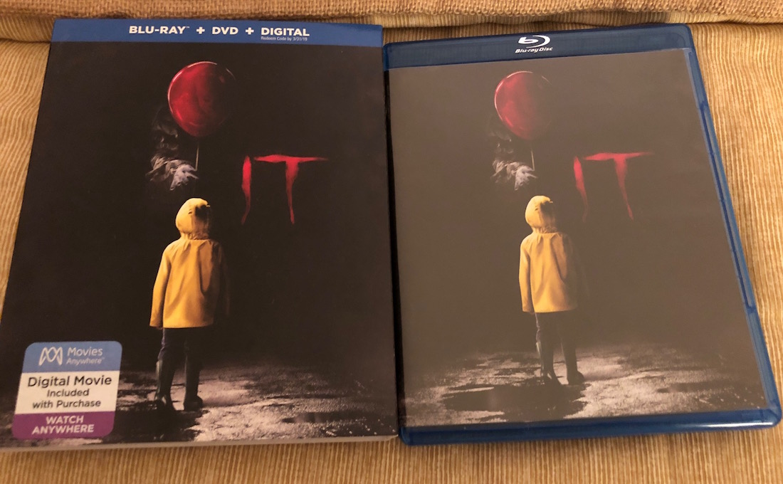 'It' Blu-Ray Giveaway From CinemAddicts