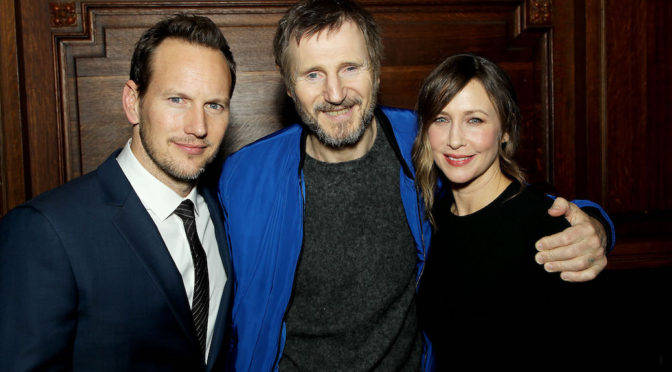 Liam Neeson Boards The Action Train Once Again With 'The Commuter'