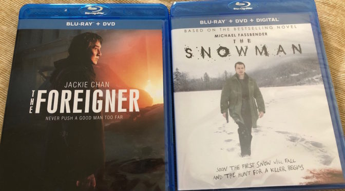 'The Foreigner' And 'The Snowman' Giveaway From CinemAddicts