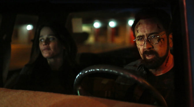 Nicolas Cage Sleazes It Up In Pulpy Motel Thriller 'Looking Glass'
