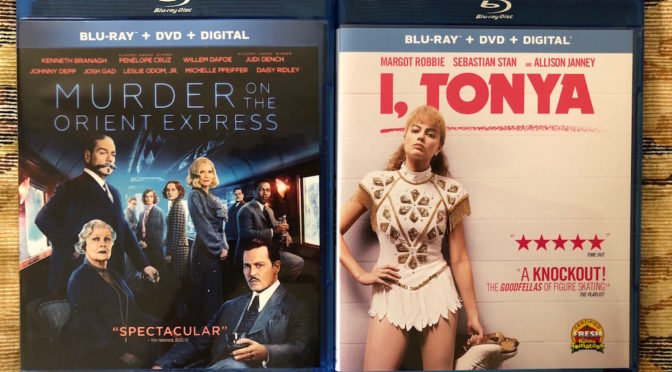 'Murder on the Orient Express' & 'I, Tonya' Blu-ray Giveaway From CinemAddicts